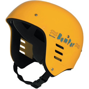 2019 Nookie Casque De Kayak De Pare - Chocs Adulte He00 Jaune