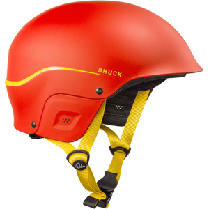 2020 Palm Shuck Full-Cut Helmet Red 12130