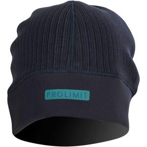 Prolimit Berretto In Neoprene Prolimit Pure Girl Flare 10146 - Navy Prolimit / Turchese