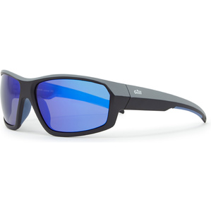 2020 Gill Race Fusion Zonnebril Blue Mirror RS26