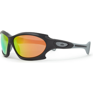 2020 Gill Race Ocean Solbriller Sort / Orange Rs27
