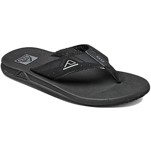 2019 Reef Phantoms Sports Sandalen / Flip Flops Schwarz R002046