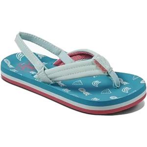 Reef Junior Little Ahi Sandalen / Slippers Fruit Rf002199fru1