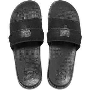 2020 Reef Stash Slide Slippers / Sandalen Voor Heren RF0A3YMJ - Zwart