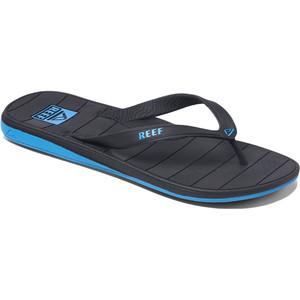 2021 Reef Switchfoot LX Teenslippers RF0A2YFU - Zwart / Blauw