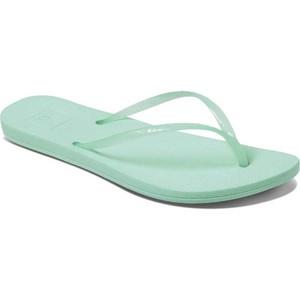2020 Reef Frauen Entkommen Lux Flip Flops / Sandalen Rf0a2yfk - Minze