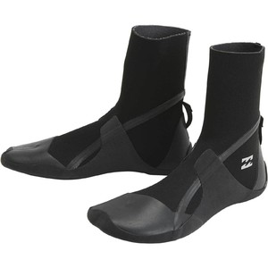 2020 Billabong Absolute 3mm Split Toe Boots U4BT19 - Black