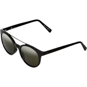 2021 Us Den Calix Solbriller 829 - Højglans Sort / Vintage Grå Polariserede Linser