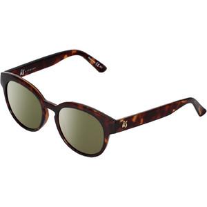 2021 Us De Nathi Solbriller 2604 - Gloss Skildpaddeskjold / Grå Guld Krom Linser
