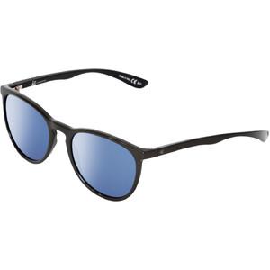 2021 Us De Nobis Sunglasses 2472 - Gloss Sort / Grå Blå Krom