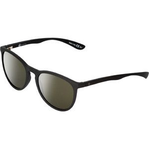 2021 Us Nobis Sunglasses 2472 - Mat Sort / Vintage Grå Polariserede Linser