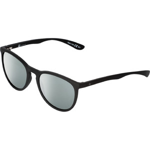 2021 Us Nobis Sunglasses 2472 - Mat Sort / Vintage Grå Sølv Krom Linser