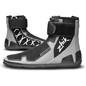 2021 Zhik ZhikGrip II Lightweight Racing Hiking Boots BOOT560 - Black / Grey