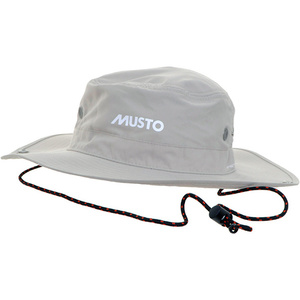 Musto Evolution Rapide Dry Déborda Chapeau Léger Al1410 En Pierre