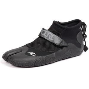2021 Rip Curl 1.5mm Dawn Patrol Reefer Baixo Dividir Toe Sapatos Wbooat