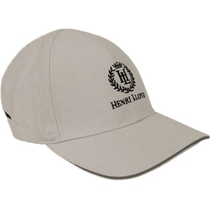 Henri Lloyd Fast Dri Crew Cap LIGHT GREY Y60092