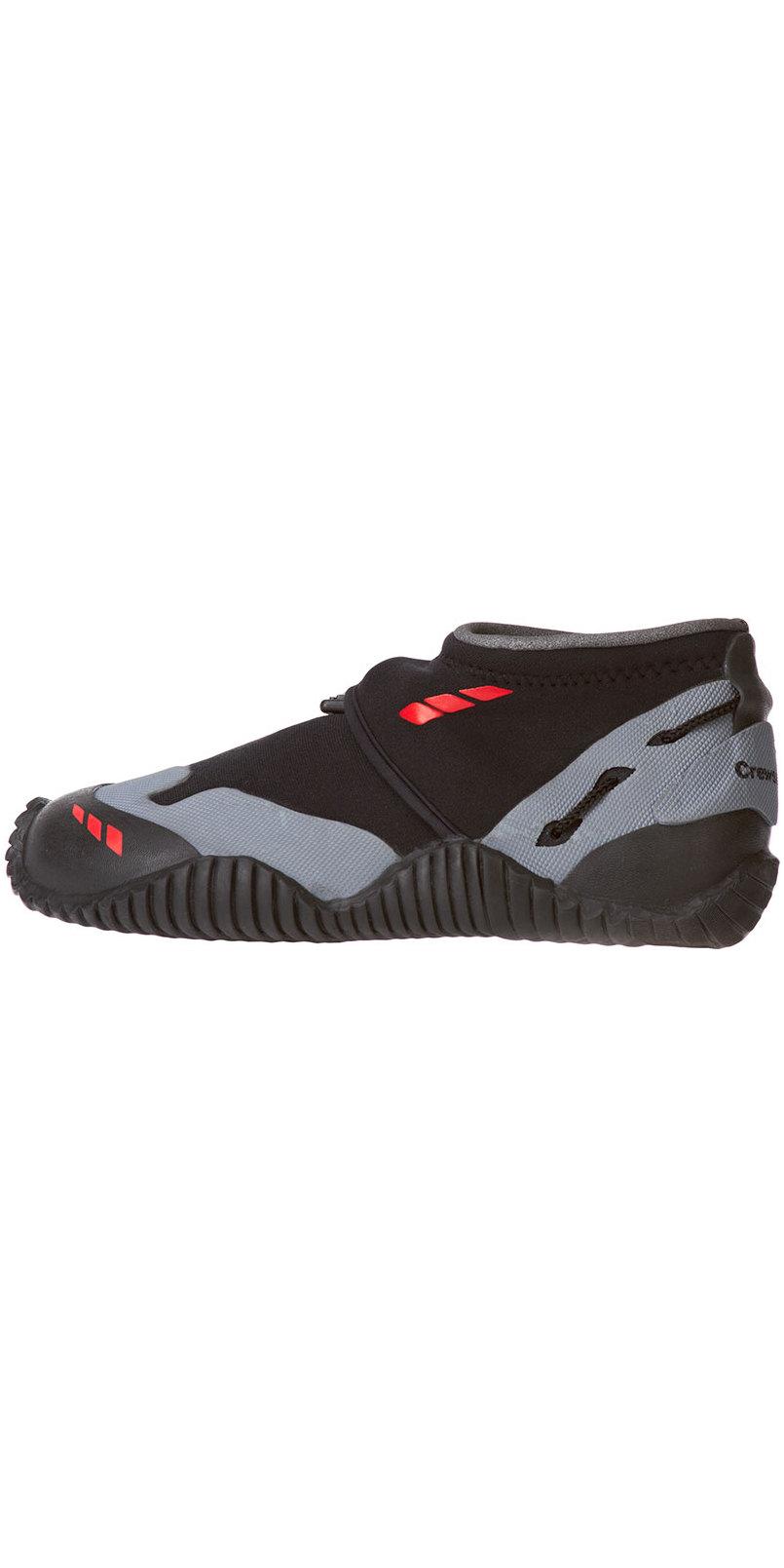 Crewsaver GRANITE Shoe em Preto 4572