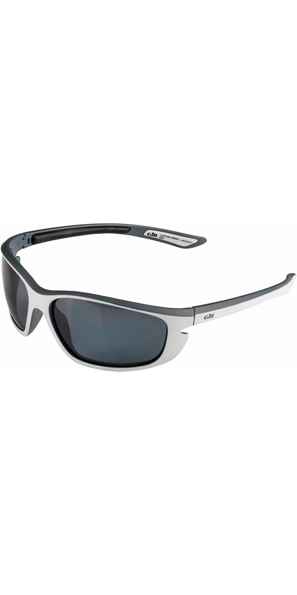2018 Gill Corona Gafas de sol blancas 9666 - 9666 - Gafas de Sol ... c4e3a8c9a239