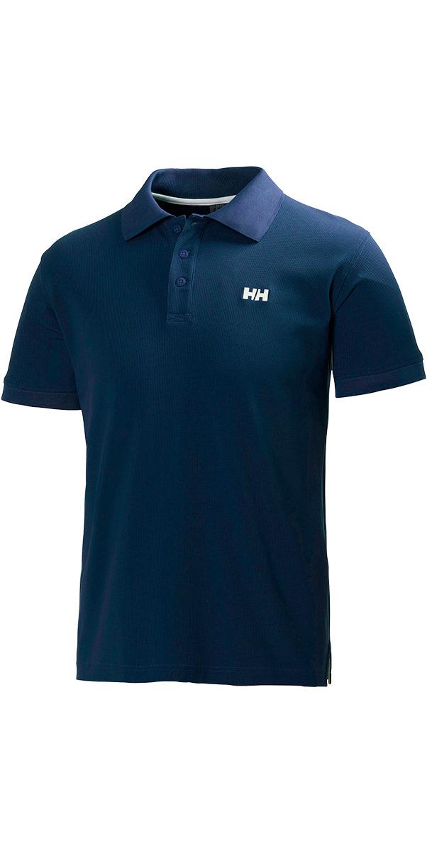 efc89e9250 2019 Helly Hansen Driftline Polo Shirt Navy 50584 - T-shirts - Mens ...