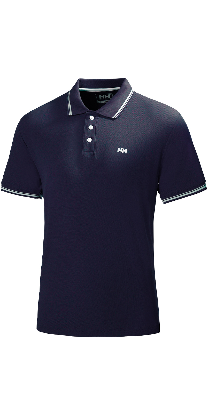 9af4561676 2018 Helly Hansen Kos Short Sleeve Polo in Navy 50565 - 50565 - T ...