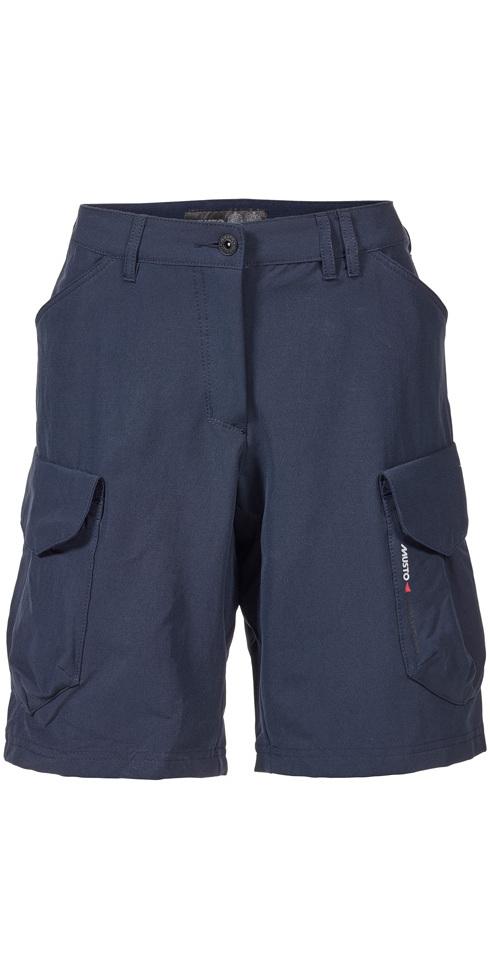 eleganta skor Storbritannien butik gå online Musto Kvinnors Evolution Crew Bermuda Shorts Sann Navy Se3340 ...