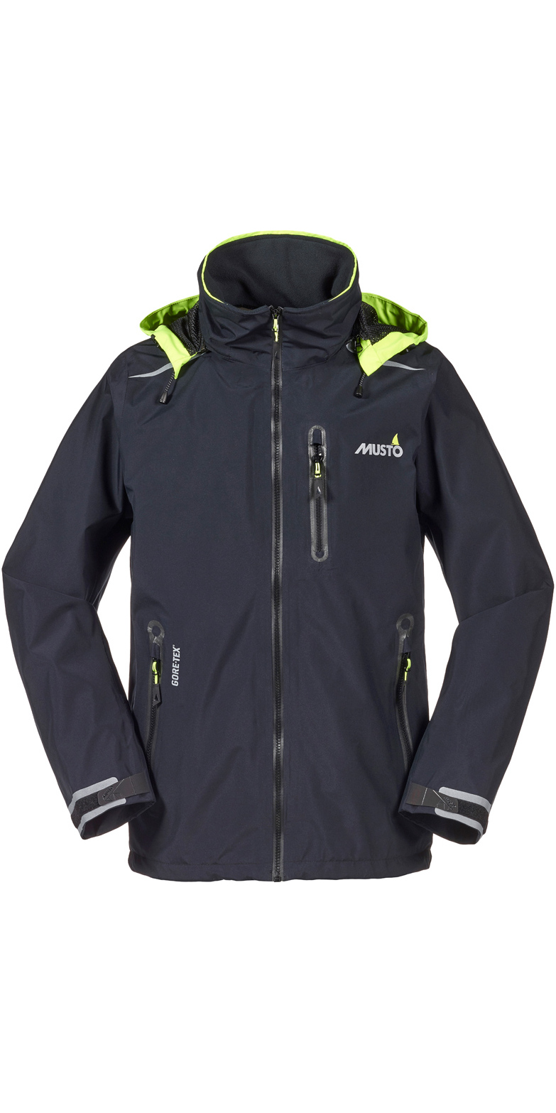 Gore Solent Tex Giacca BR2 Nera BR1 Inshore SL0090 SL0090 Musto ZB7wxwE