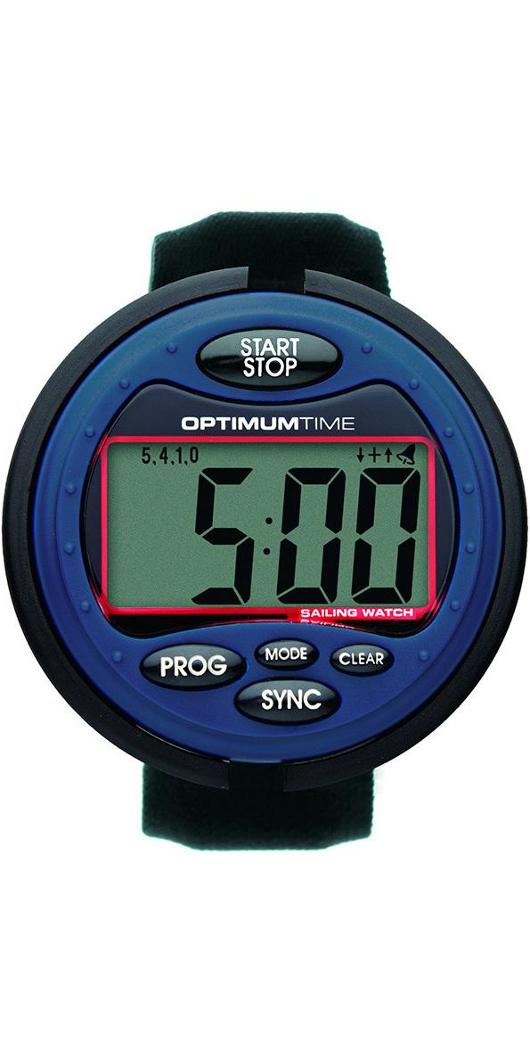 Reloj de vela 2018 Optimum Time Series 3 BLUE 314