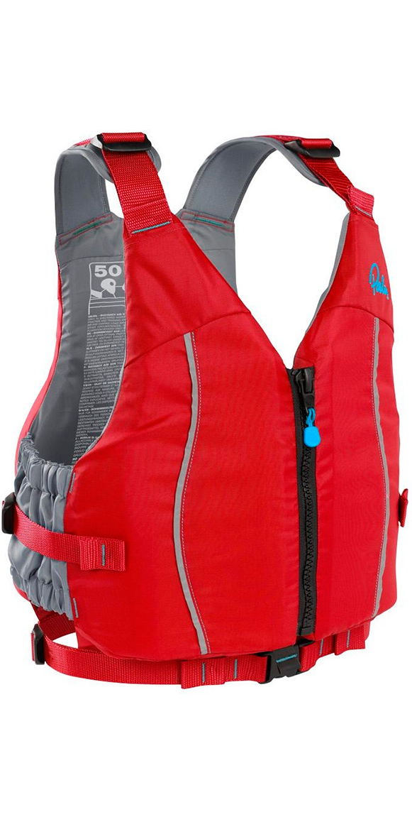 Palm Kayak Kayaking Quest 50N Buoyancy Aid Blue Materials  Polyester 420D