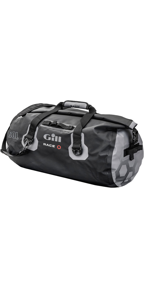 2018 Gill Race Team 60L Waterproof Bag Graphite Rs14 - Rs14 ... 4e811602ed