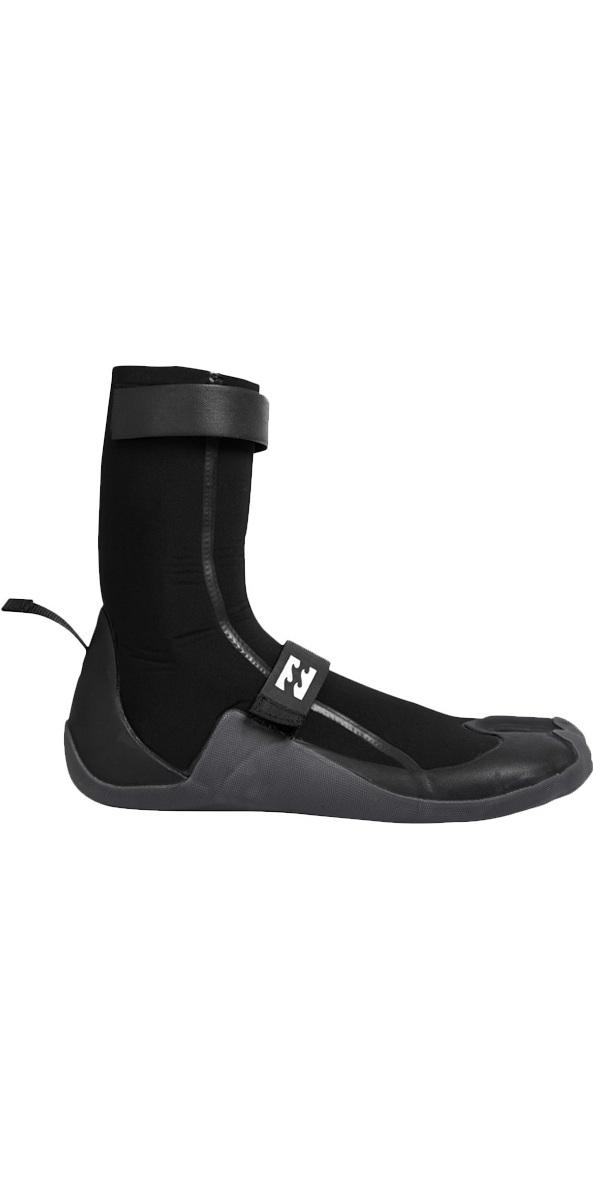 2019 Billabong Frauen Furnace Synergy 5mm Split Toe Stiefel Schiefer L4bt02