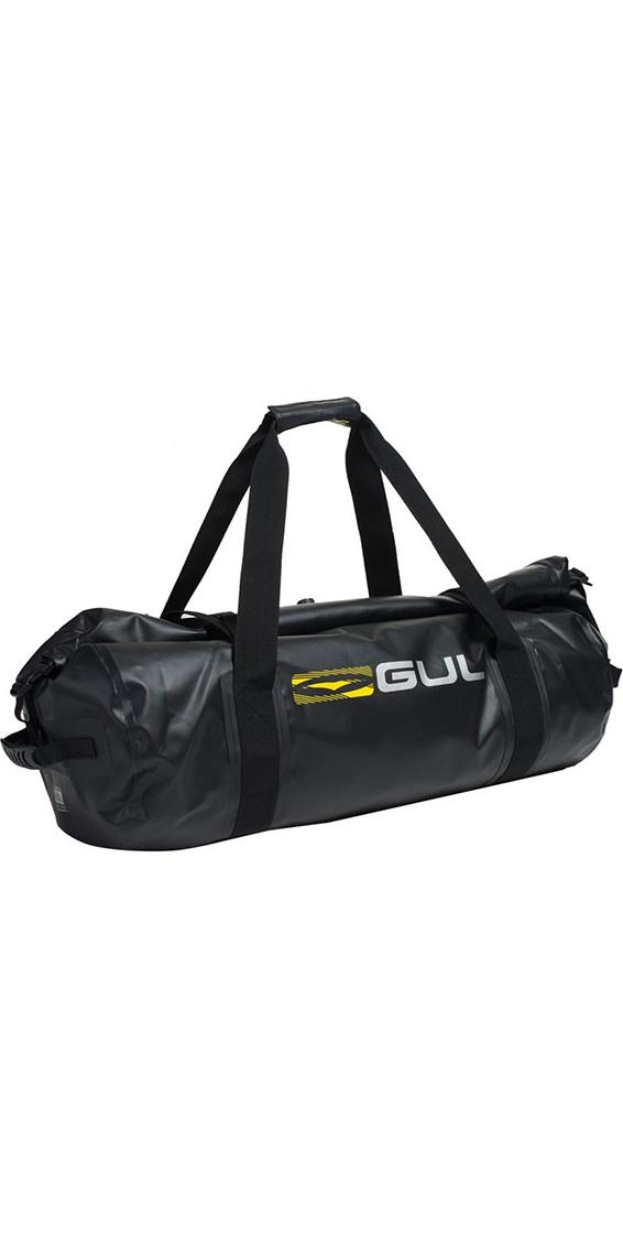 2019 Gul 60l Dry Holdall In Schwarz Lu0124-a8