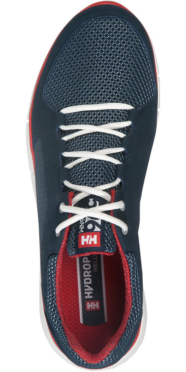 2019 Helly Hansen Ahiga V3 Hydropower Navy / Flag 11215