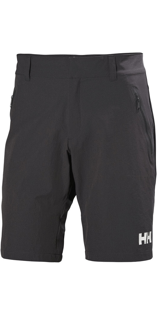 Helly Hansen Crewline QD Shorts Ebony 53018