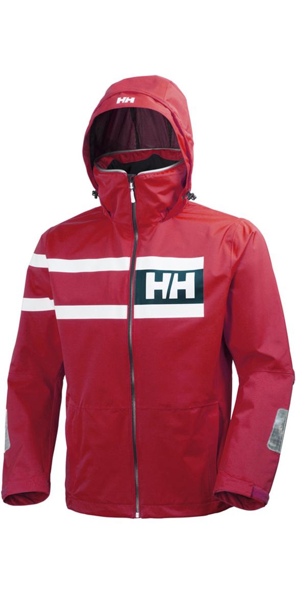Power 2019 Hansen Jacke 36278 Rot Salt Helly xQCsrdht
