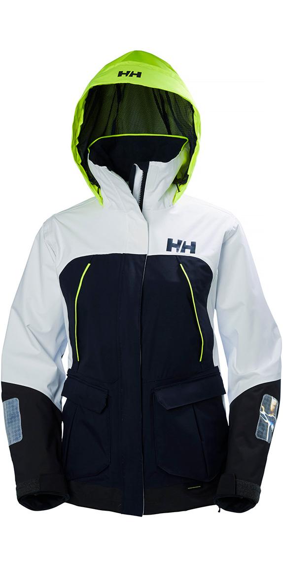 2019 Helly Hansen Womens Pier Coastal Jacket en azul marino 33886
