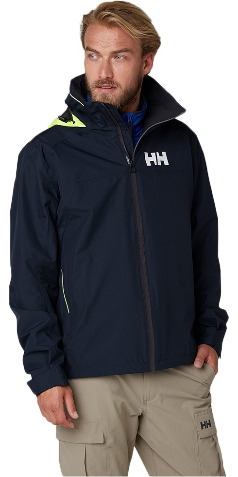 Helly Hansen HP Fjord Jacket, seilerjakke herre Dark Blue