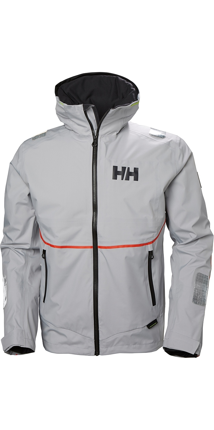 calidad confiable estilo popular Página web oficial 2019 Helly Hansen Hp Foil Chaqueta Gris Niebla 33876