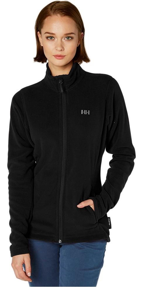 073fc1da2 2019 Helly Hansen Womens Daybreaker Fleece Jacket Black 51599 ...
