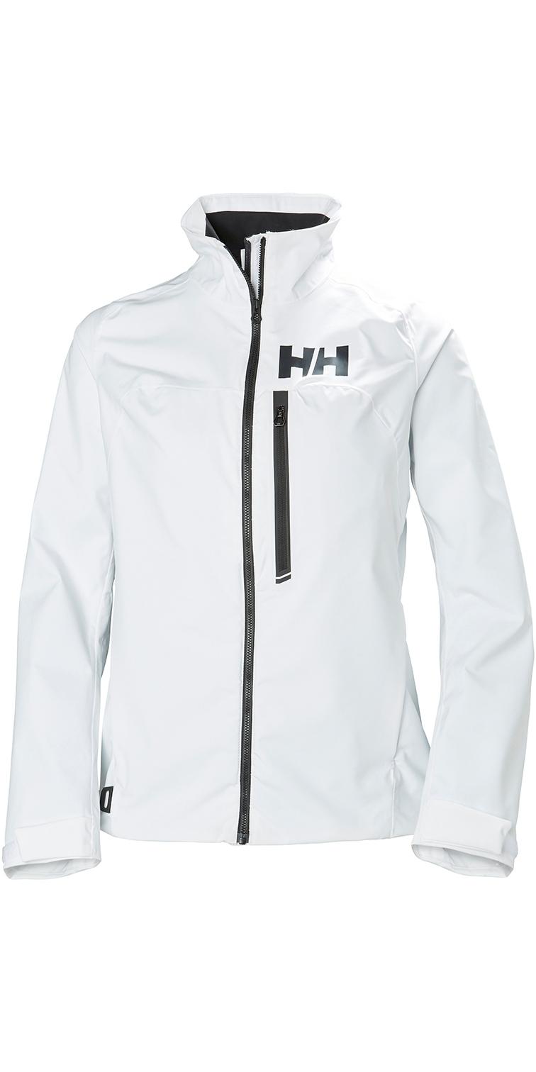 venta outlet textura clara oficial mejor calificado 2019 Helly Hansen Chaqueta De Carreras Hp Para Mujer Blanca 34069