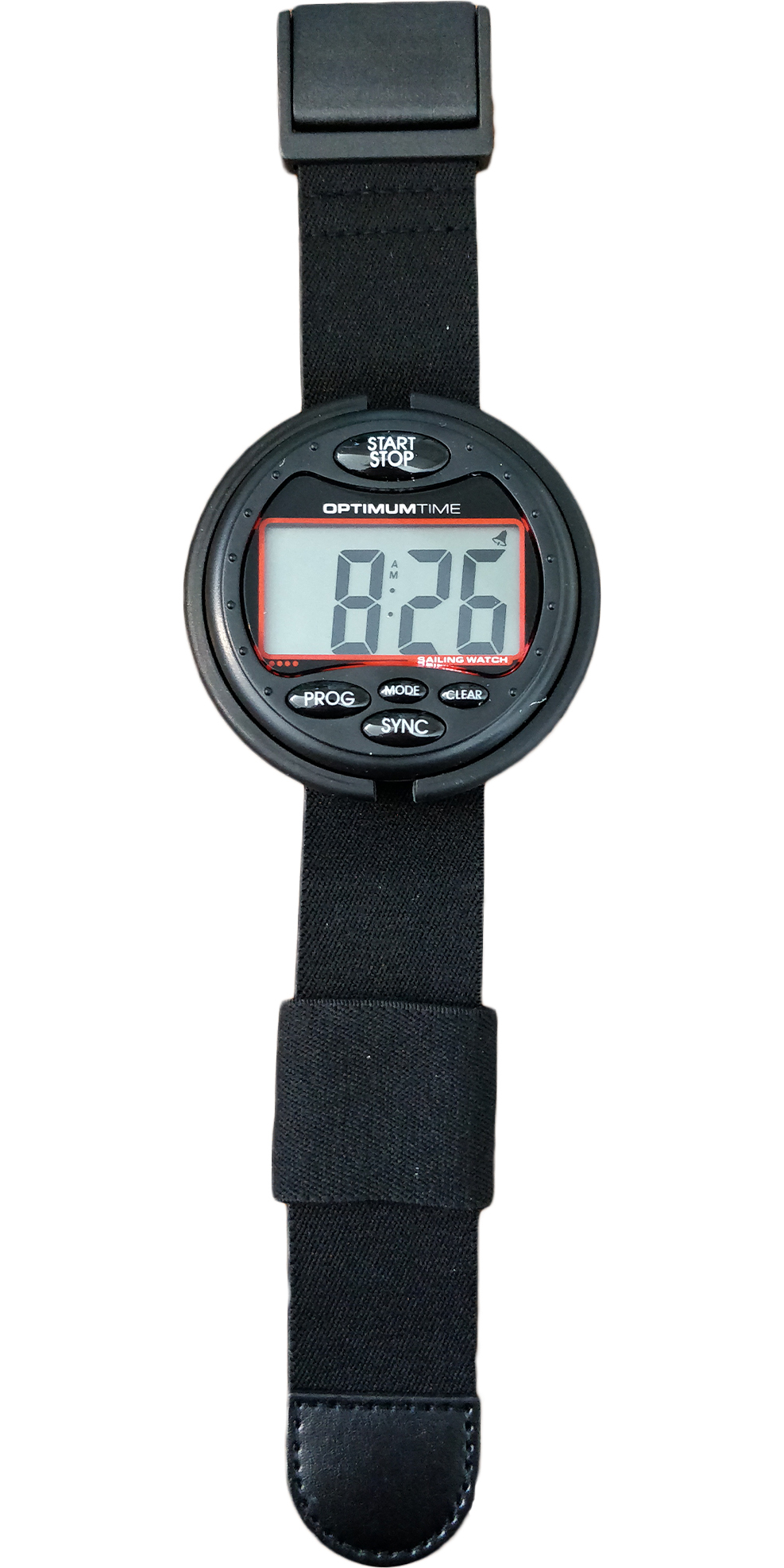 2019 Optimum Time Series 3 OS3 Sailing Watch Exclusivo Edición Negro 311