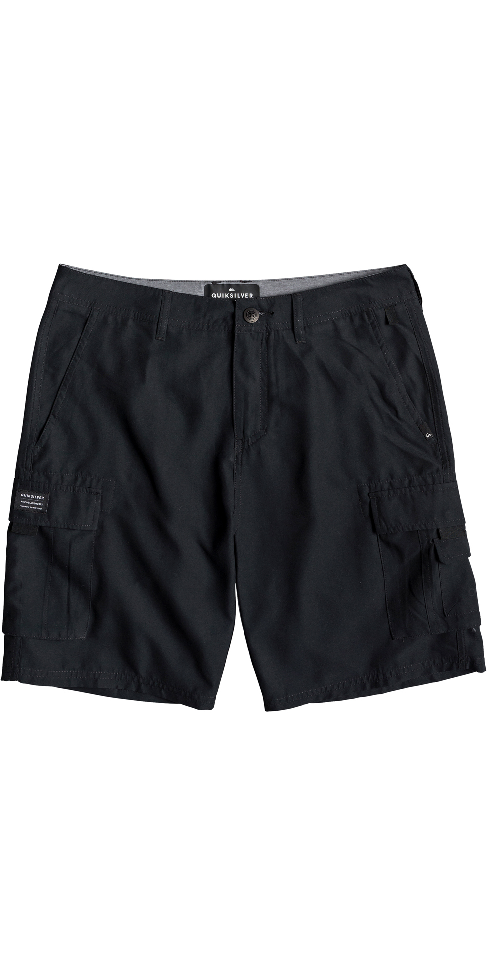 "2019 Quiksilver Rogue Surfwash 20 ""amphibian Boardshorts Black Eqyws03589"