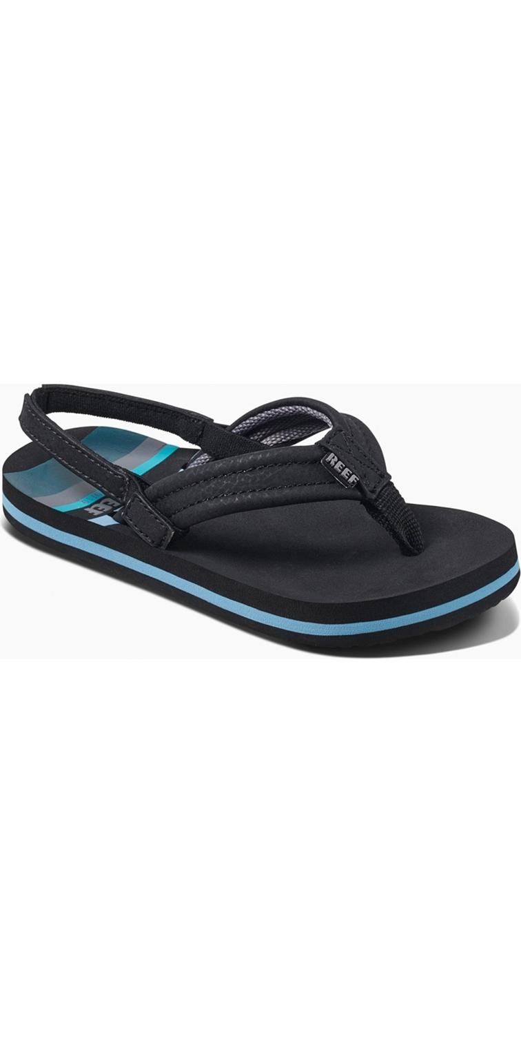 ddecb8ba4cb 2019 Reef Kids Little Ahi Slippers Water Blauw RF002345 - Flip Flops ...