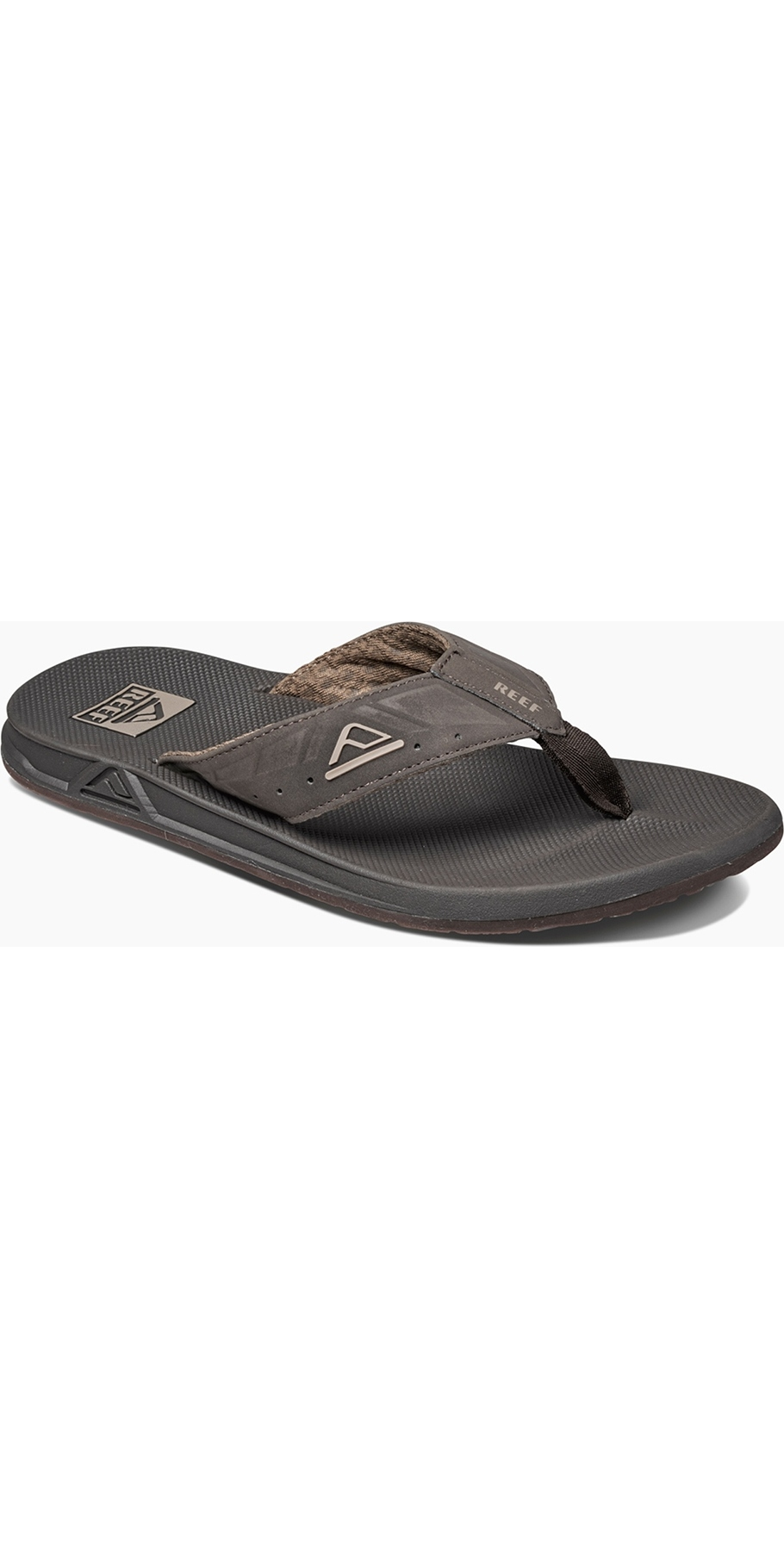 watch c6ca3 c24c2 2019 Reef Mens Phantoms Flip Flops Braun RF002046