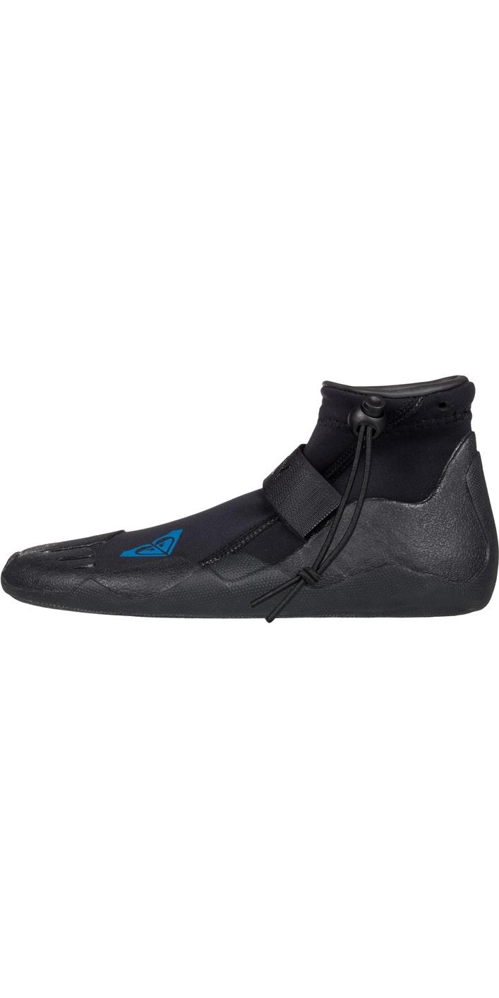 sports shoes 72d23 40dbc 2019 Roxy Womens Syncro 2mm Reef Scarpa nera ERJWW03002