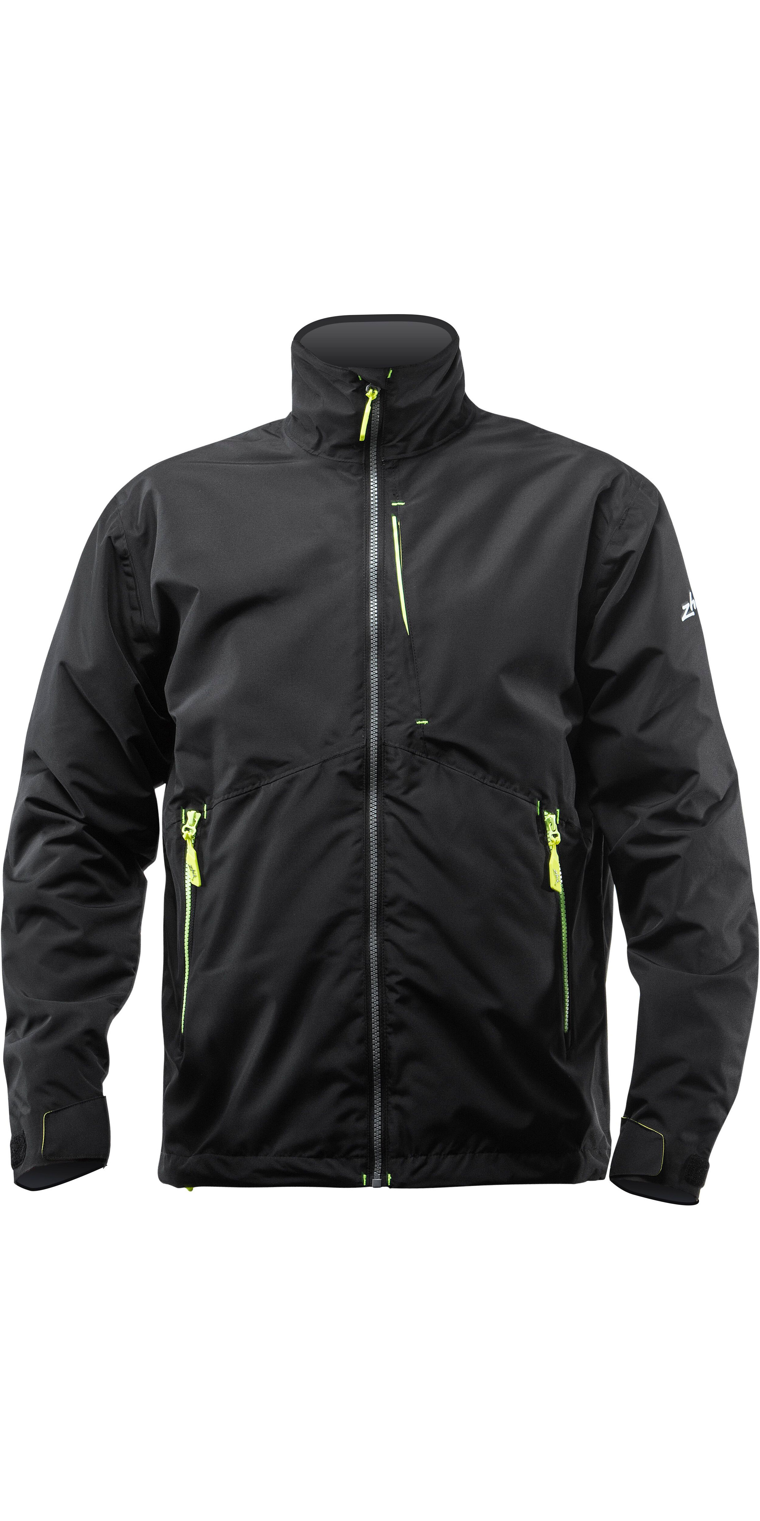 Zhik Mens Z Cru Lightweight Sailing Jacket