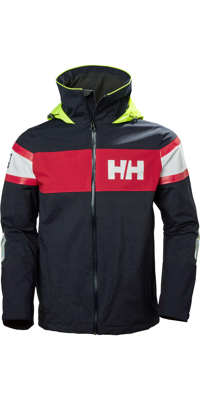 2020 Helly Hansen Salt Flag Jakke Navy 33909
