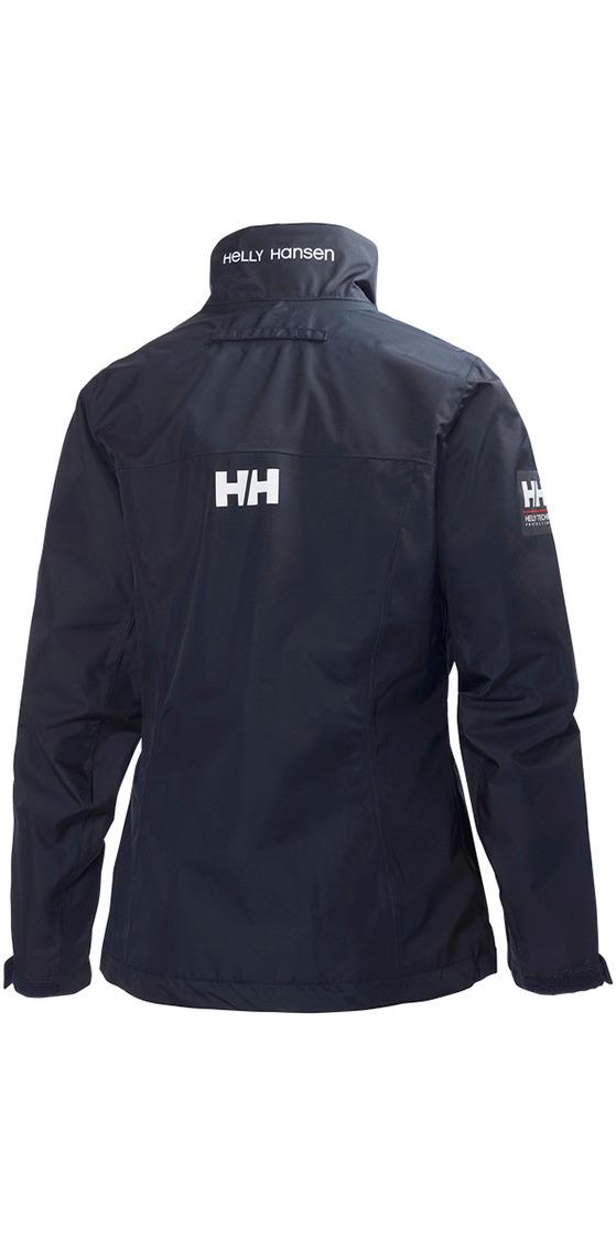 2018 Helly Hansen Damen Crew Jacke Navy 30297