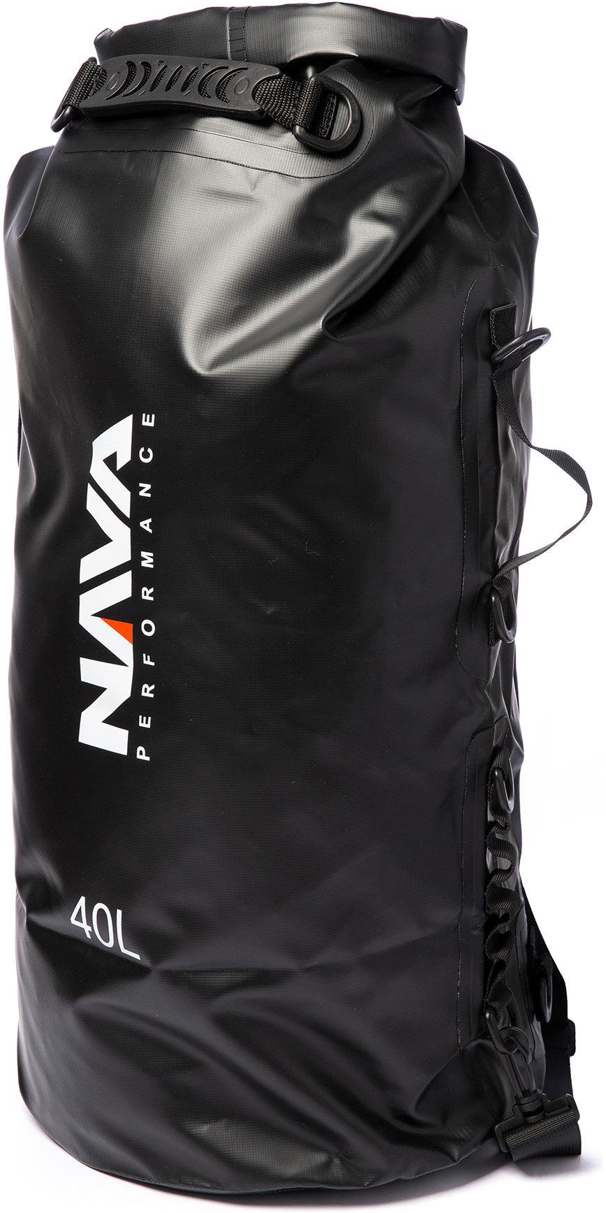 2020 Nava Performance Drybag Con Correas De Mochila Nava005 - Negro