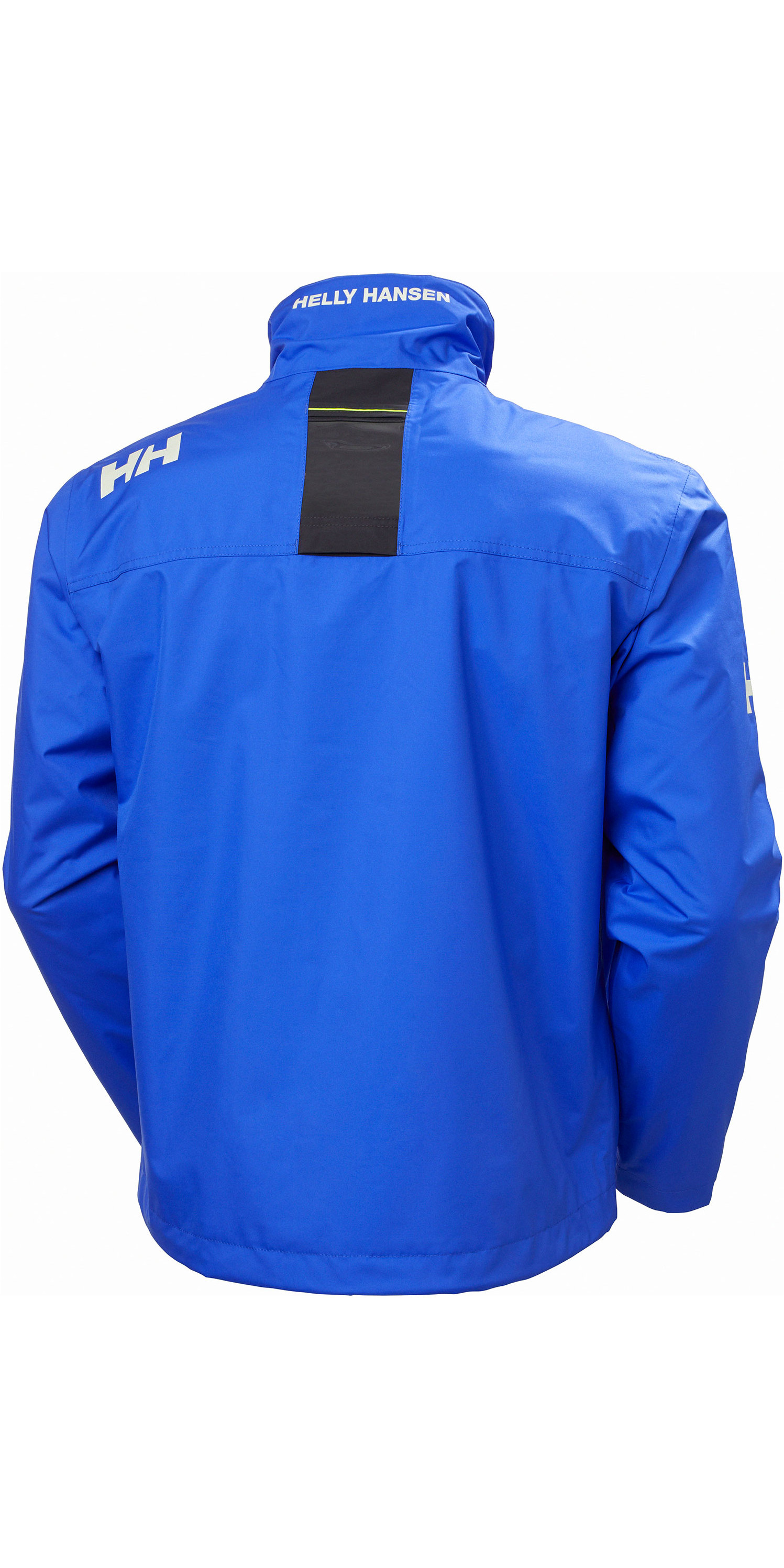 2020 Helly Hansen Mænds Crew Midlayer Jakke 30253 - Kongeblå