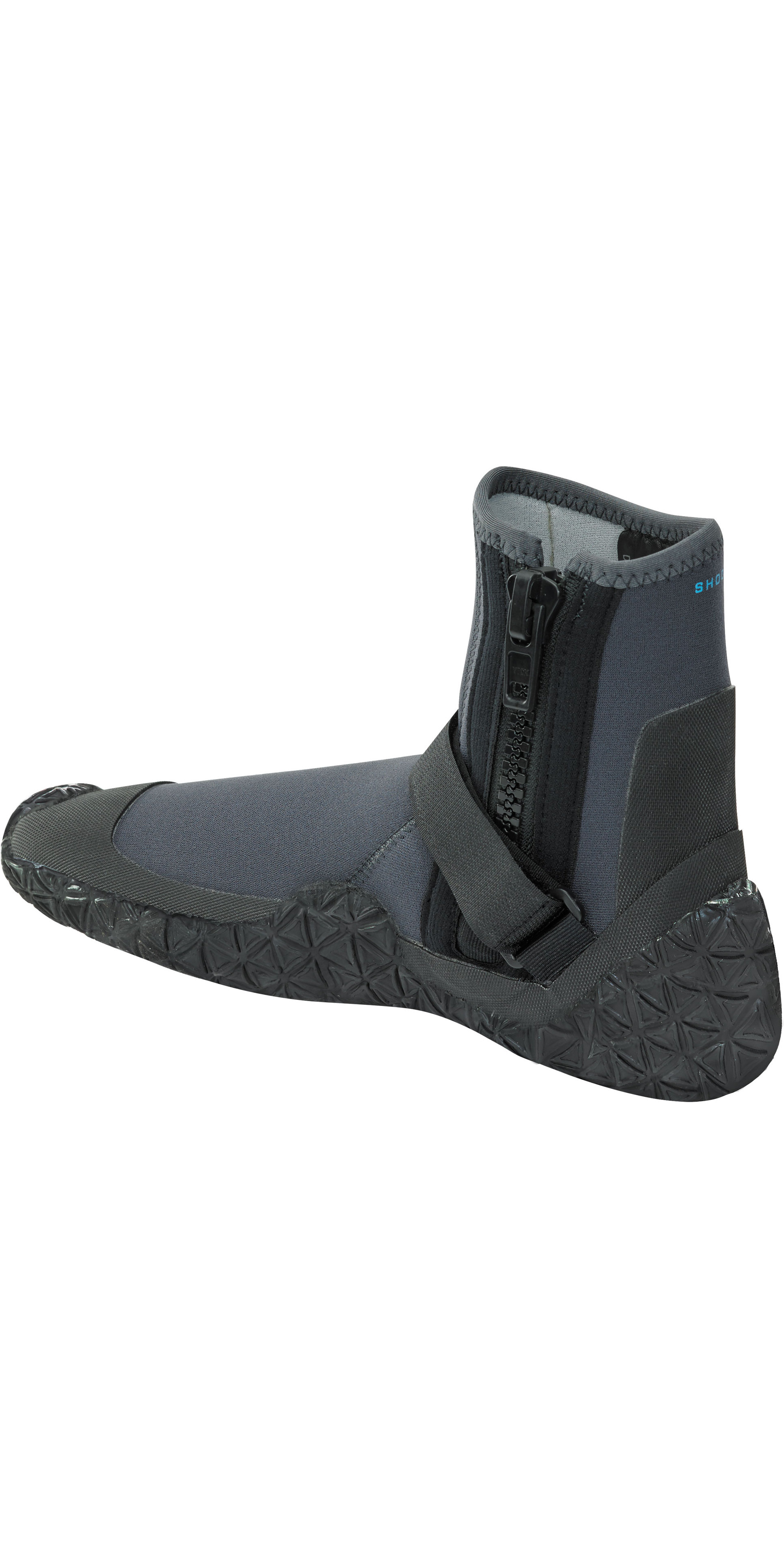 2020 Palm Shoot 3mm Kayak Boots 12341 Gris Jet